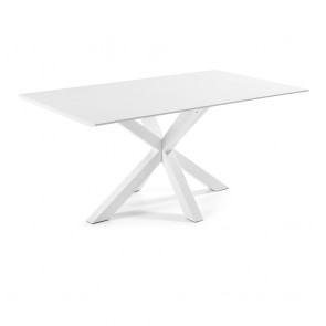 Corinne White Dining Table