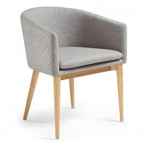 Harmon Quilted Tub Chair