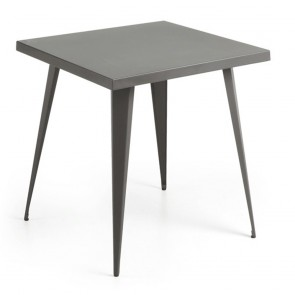 Metal Outdoor Cafe Table