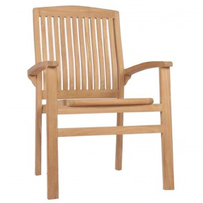 Teak-Stacking-Outdoor-Chair