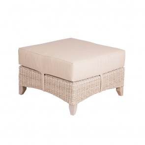 Venice Wicker Outdoor Ottoman