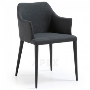 Virgie Contemporary Tub Chair