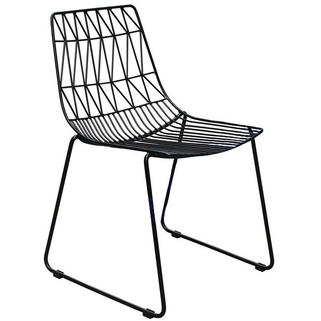 Bend Stackable Outdoor Chair