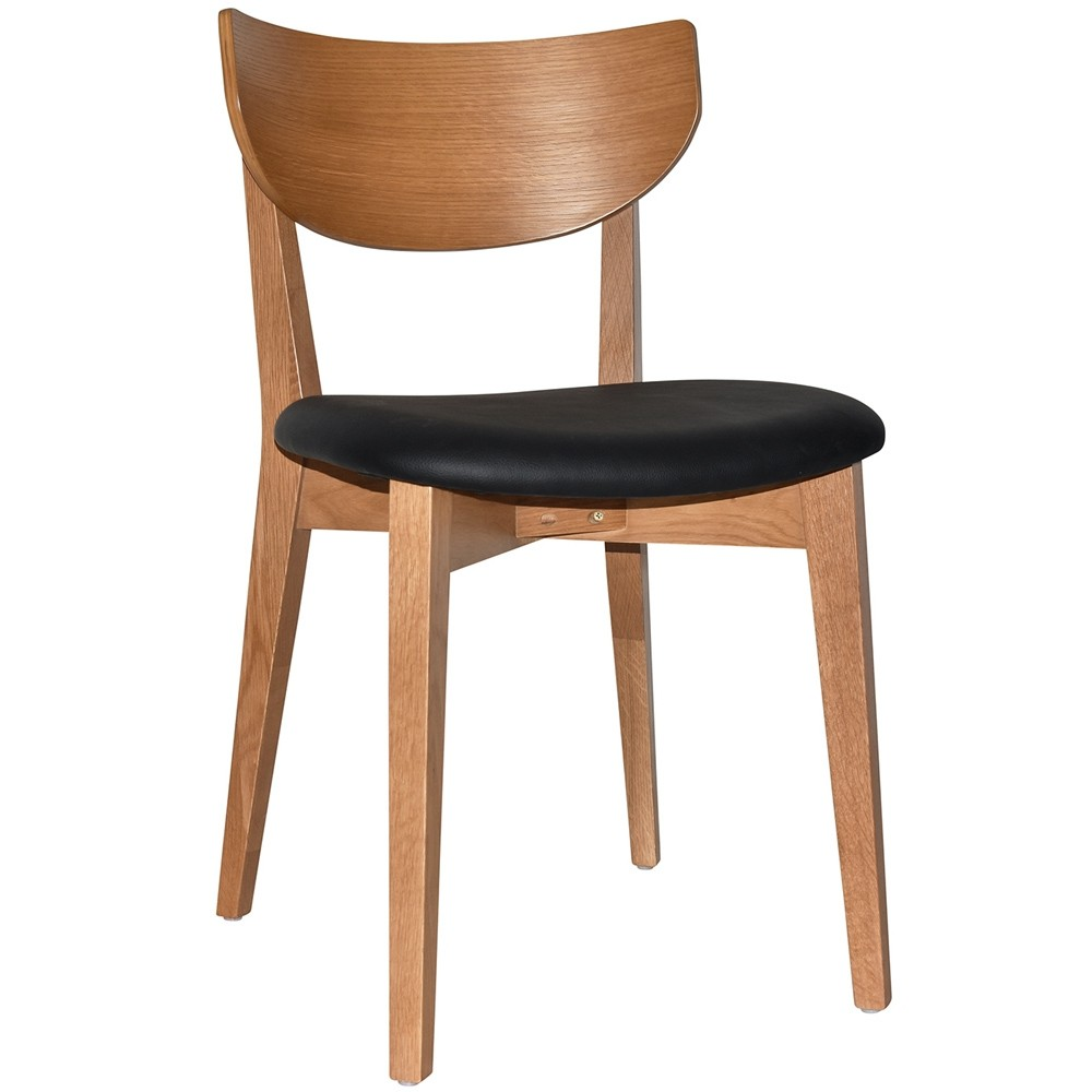 Kaya Dining Chair Faux Leather