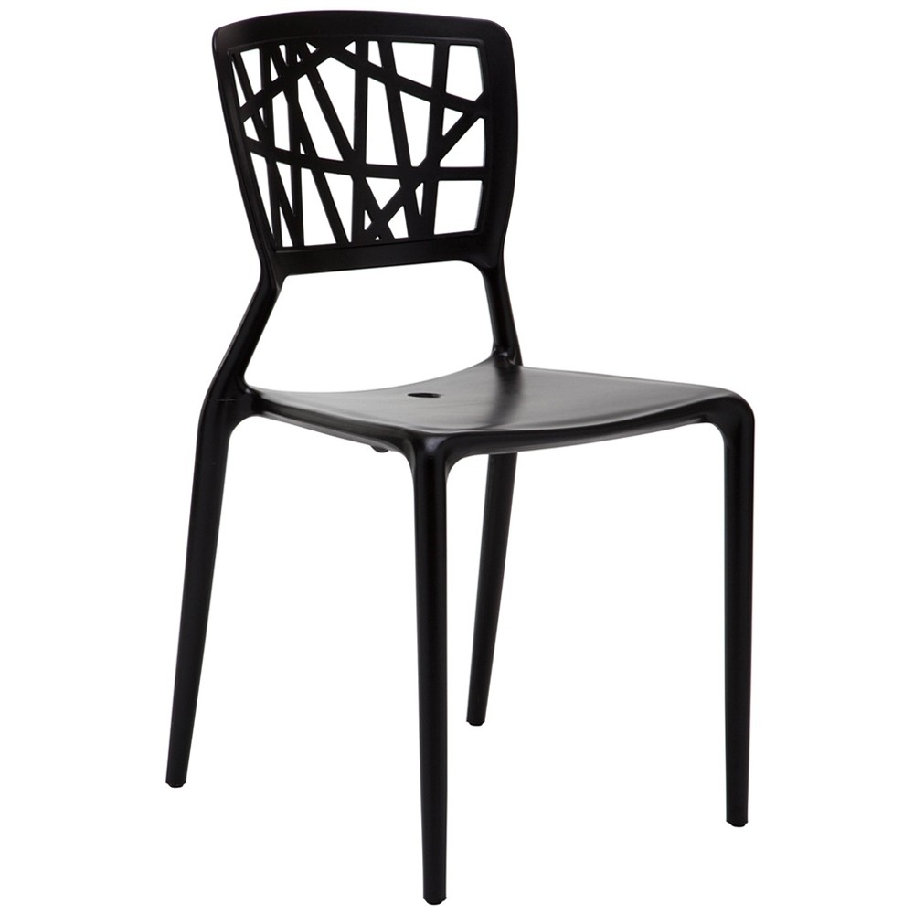 Viento Outdoor Cafe Chair Stackable