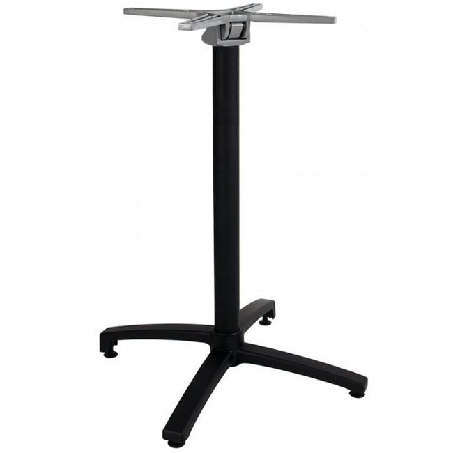 Vania Aluminium Folding Outdoor Bar Table Base