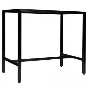 Metal Bar Table Base Frame