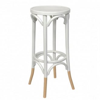 Genuine Bentwood Bar Stool with Natural Socks BST-9739/75