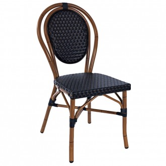 Carolin Rattan Wicker Chair