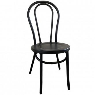 Metal Outdoor Bentwood Chair