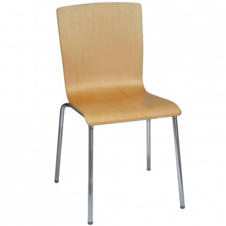Elsa Stackable Cafe Chair