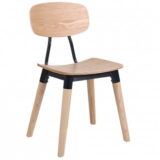 French Industrial Dining Chair