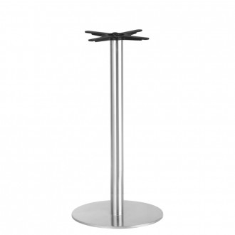 Jaquelina Bar Table Base Stainless Steel