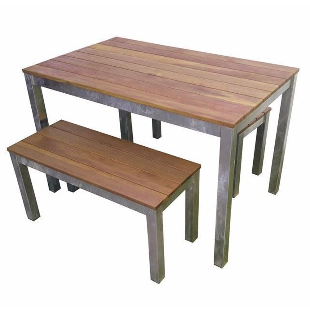 Beer Garden Outdoor Table And Bench Set Apex