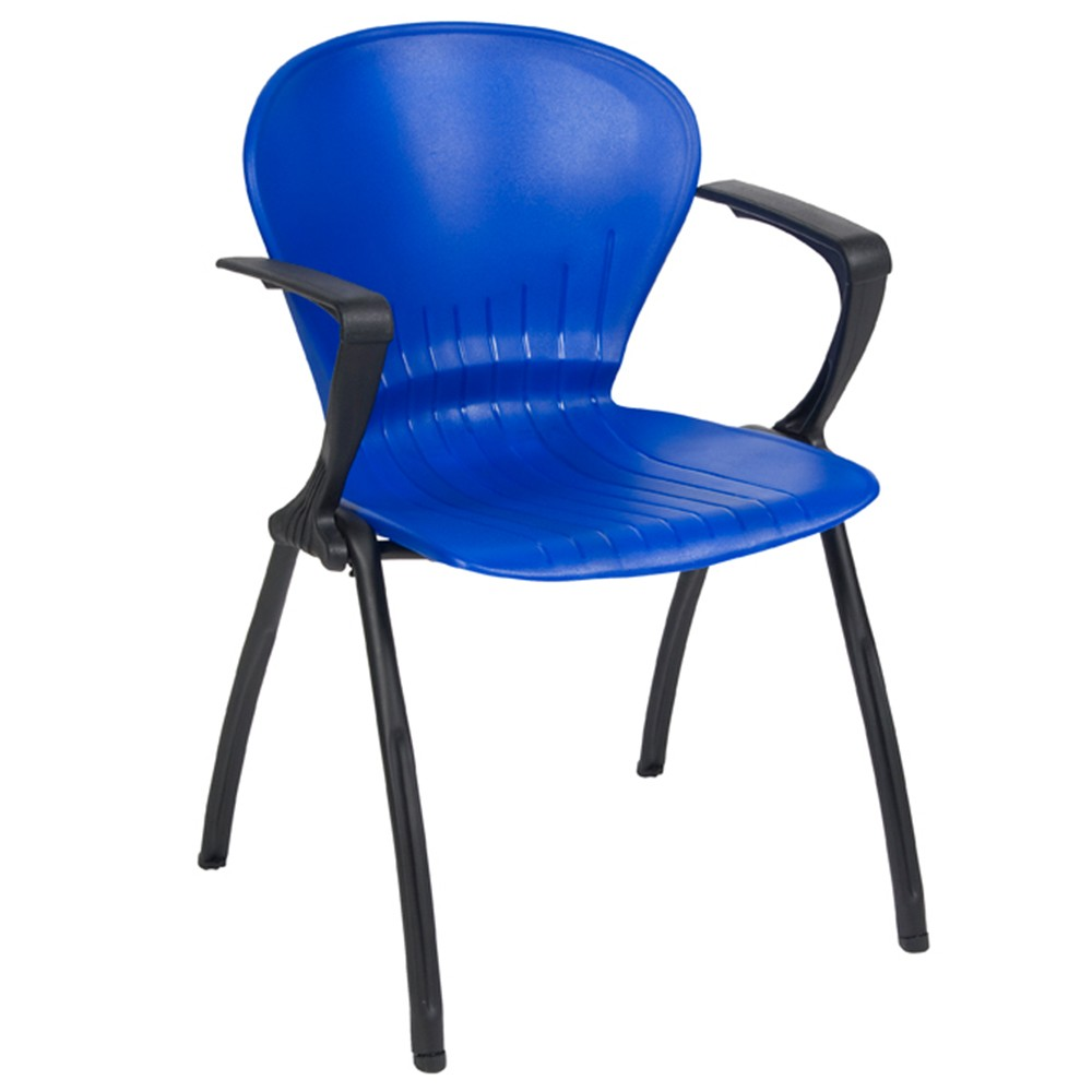Dynamic Student Chair With Armrests Apex