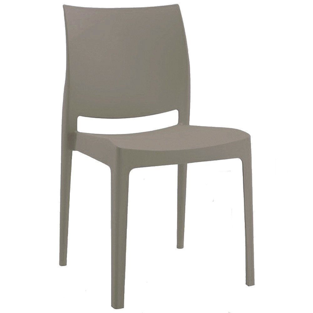Erika Cafe Chair Stackable Apex