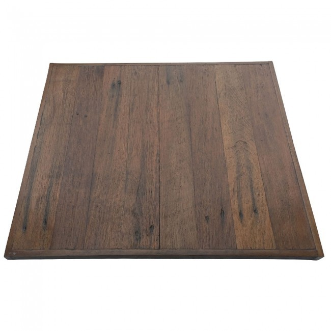 Rustic Recycled Wood Table Top Apex - Recycled wood table top