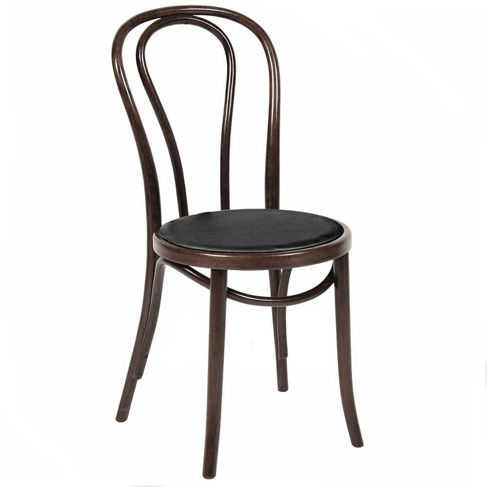 Genuine No 18 Bentwood Chair With Padded Seat By Michael