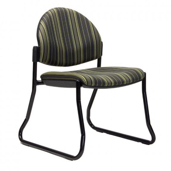 Aliah Sled Chair