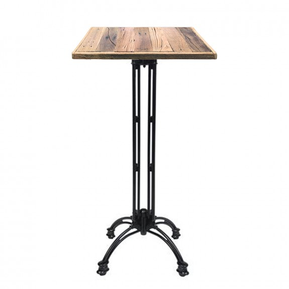 Angel Reclaimed Timber Bar Table