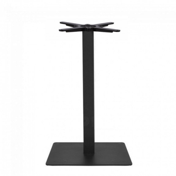 Annick Square Black Table Base