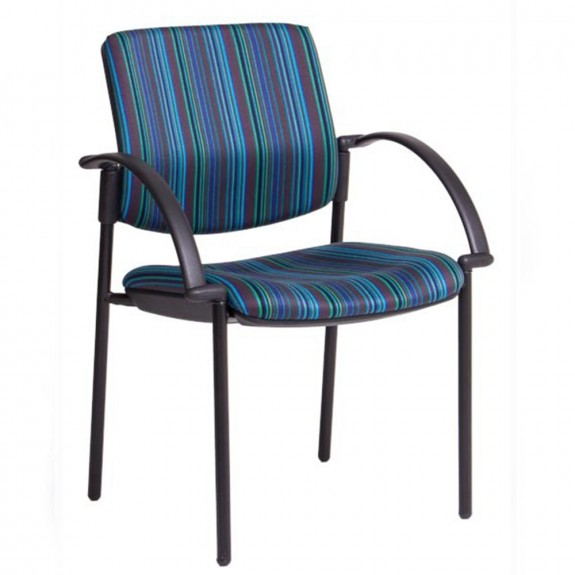 Asher Waiting Room Chair with Arm Rests