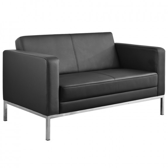 Commercial Leather Sofa