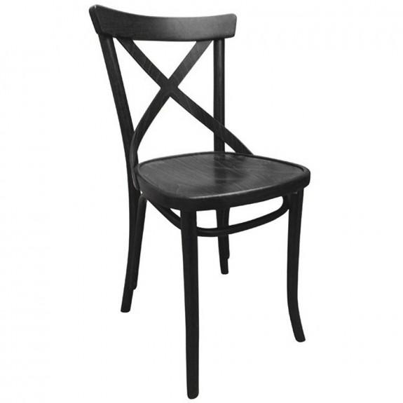 Cross Back Bentwood Chair A-8810/1