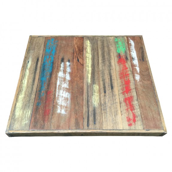 Custom Reclaimed Timber Table Top