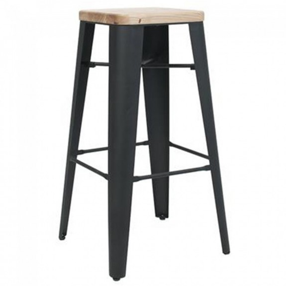 Esja Industrial Bar Stool