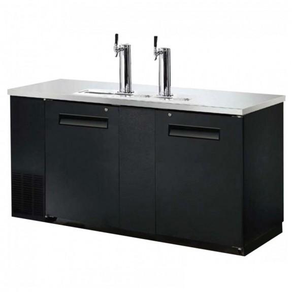 F.E.D Wide Double Door Beer Dispensers UDD-3