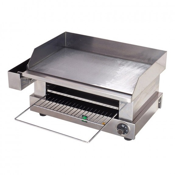 F.E.D. ELECTRIC GRIDDLE TOASTER EG-605A