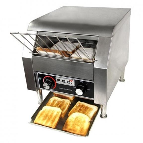 F.E.D. TT-300 Two Slice Conveyor Toaster