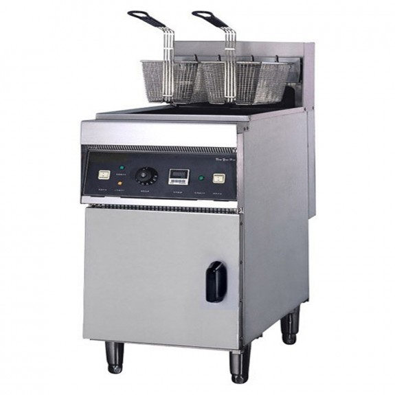 F.E.D EF-28L - ELECTRIC FRYER with COLD ZONE