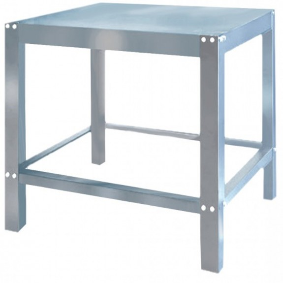 F.E.D TP-2-S Stainless Steel Stand