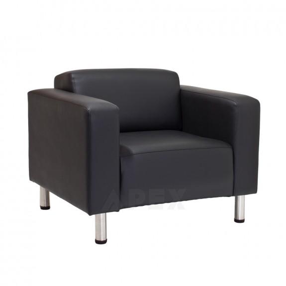 Jazlyn 1 Seat Reception Lounge Custom Fabric Options