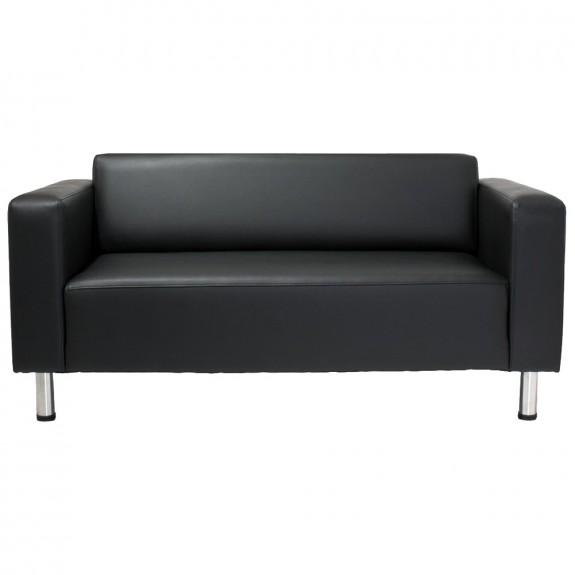 Jazlyn 2 Seat Reception Lounge Custom Fabric Options