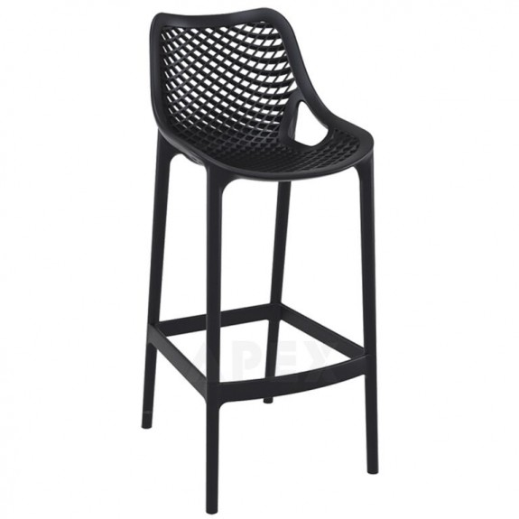 Kassandra Plastic Colored Bar Stool