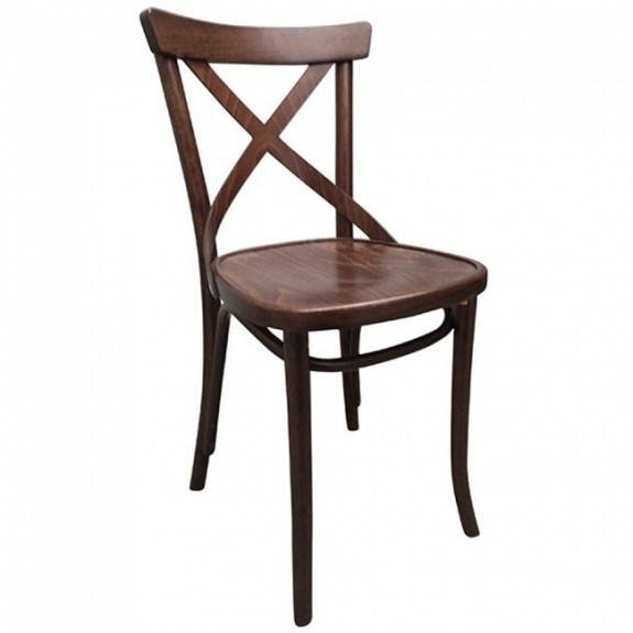 Cross Back Bentwood Chair A-8810/1