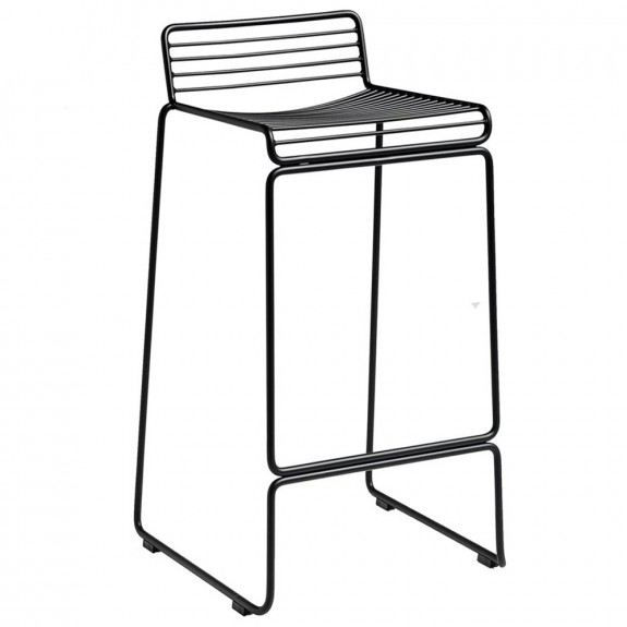 Studio Wire Outdoor Bar Stool Stackable