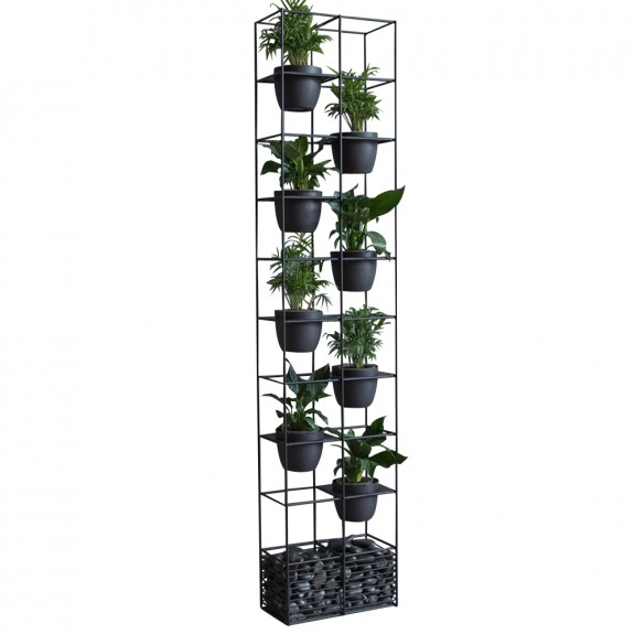 Vertical Garden Green Wall Column