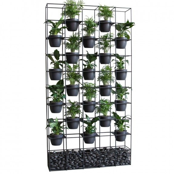 Vertical Garden Freestanding Green Wall System