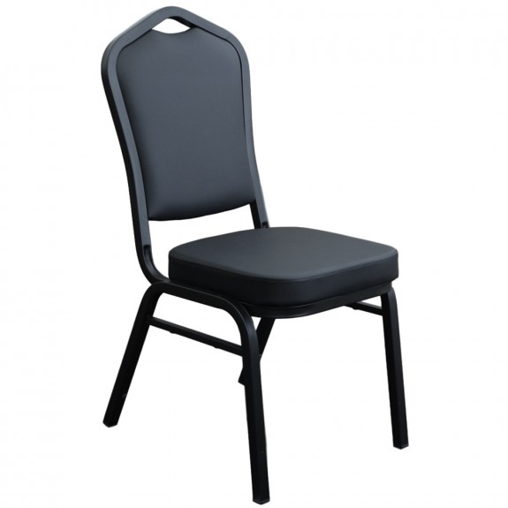 Viktoria Stackable Conference Function Event Chair Vinyl