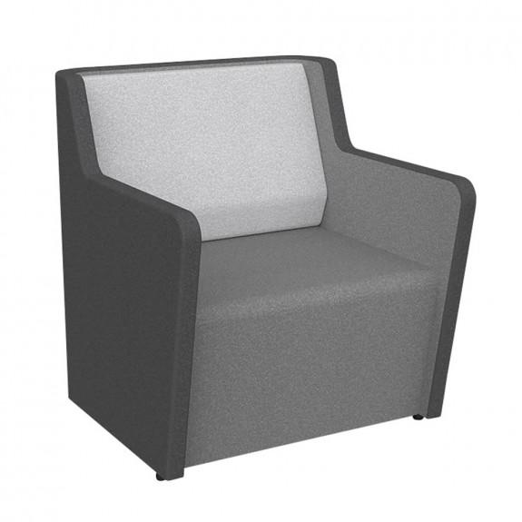 Wave 2 Seater Lounge Seating
