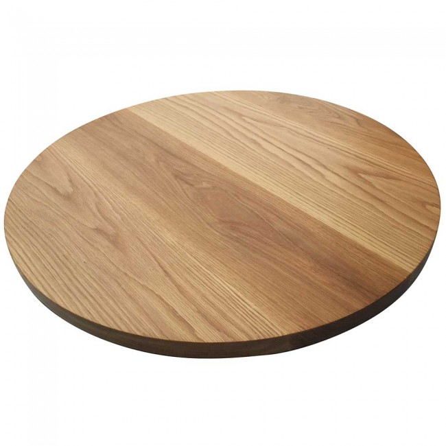american oak round table top industrial table tops table top