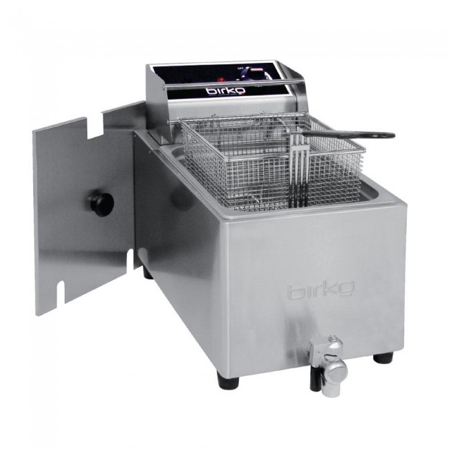 Birko Single Counter Top Deep Fryer 1001003 Apex
