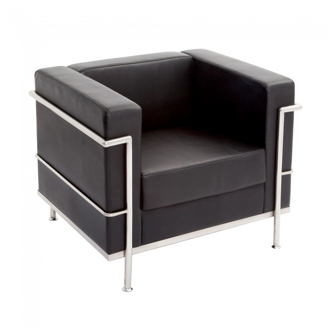 Modern Executive Lounge Single Seater Sofa