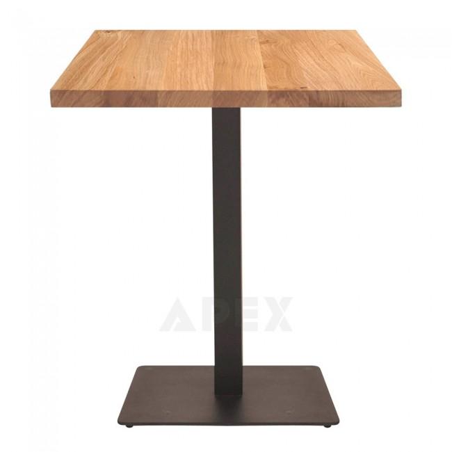 Solid Timber Table Top Natural Australian Oak
