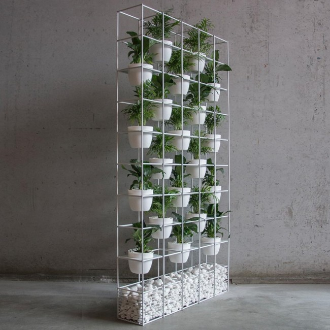 Vertical Garden Freestanding Green Wall System Apex