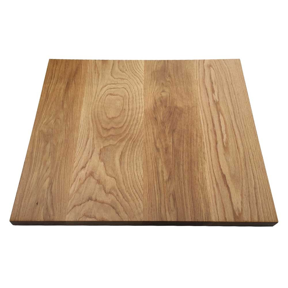American Oak Table Top Apex